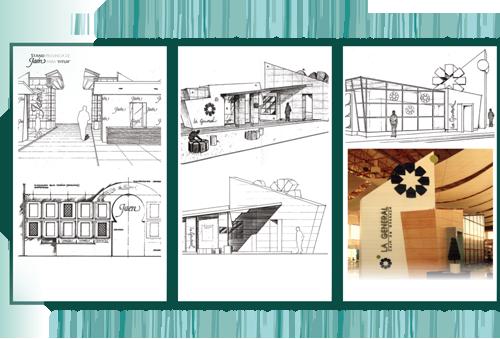 Arquitectura dise o en malaga dise o de stands en malaga - Diseno de interiores malaga ...